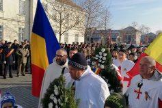 Le défilé de la fête nationale de la Roumanie – Alba Iulia